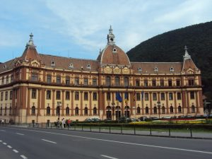 Palatul de justiție din Brașov