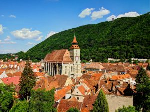 Brașov - vedere generală
