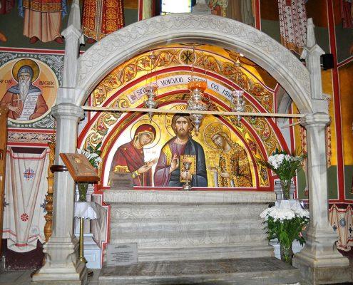 Mormântul lui Stefan cel Mare de la Putna