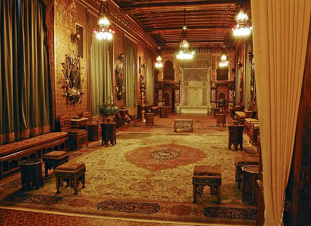 Sala Maură din Castelul Peleș